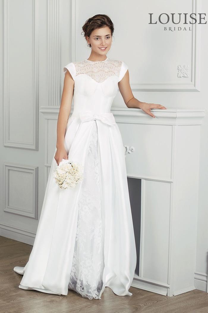 Свадебный салон Iveri предлагает недорого прокат свадебных платьев в Москве, также