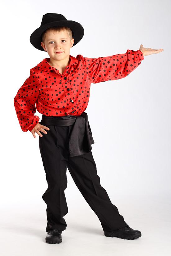 мальчика своими для костюм цыганский руками