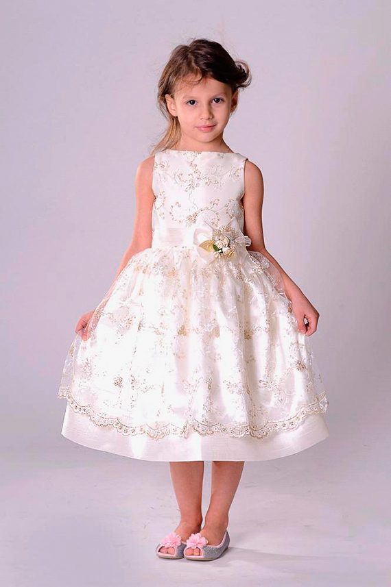 Платья детские нарядные на напрокат
