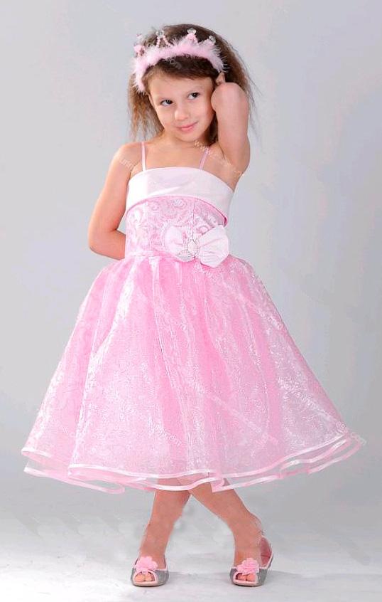 Купить Платье Для Девочки Нарядное На Выпускной В