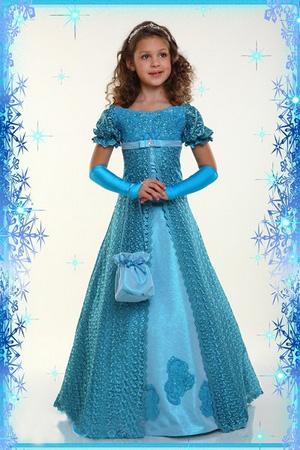 Плаття принцеси з 19 сторіччя дуже