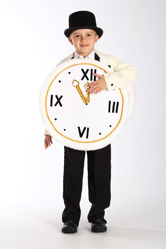 Костюм часов своими руками
