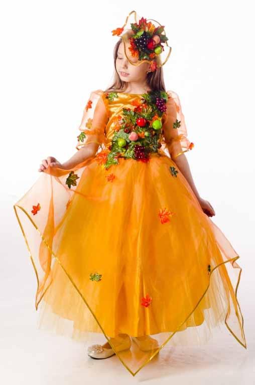 Карнавальные платья своими руками фото
