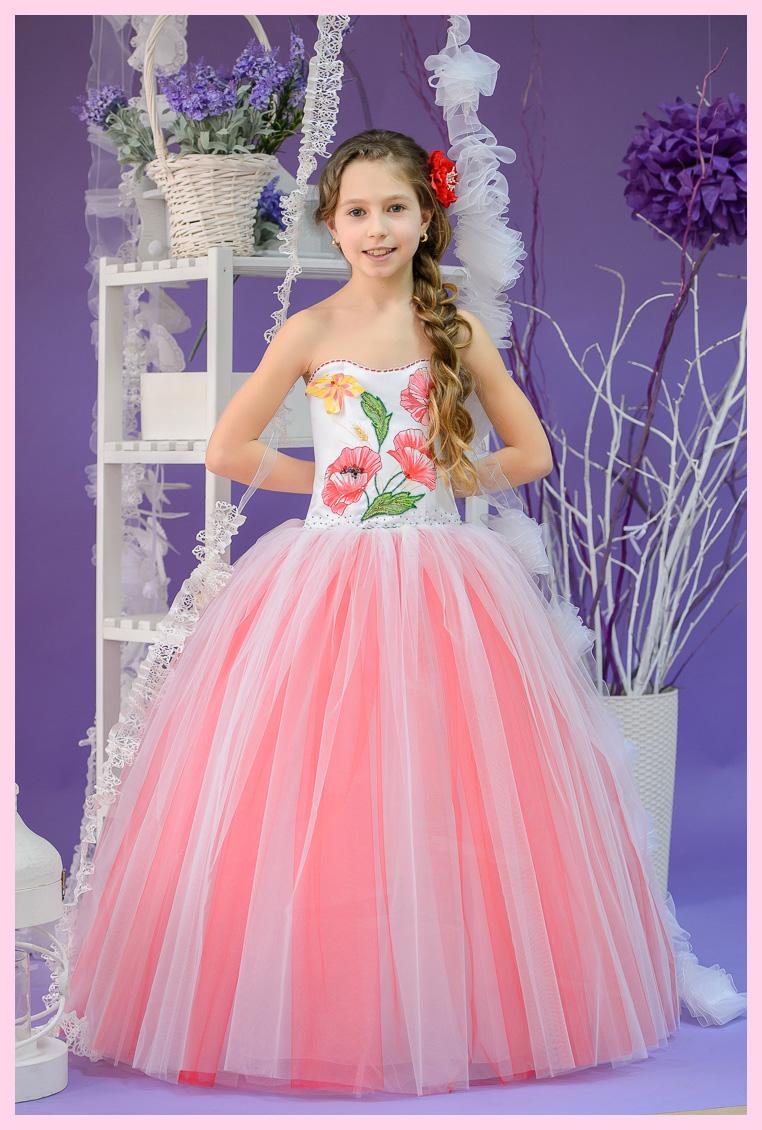 Вечірні сукні для дівчаток 4d8d0eab2ec07